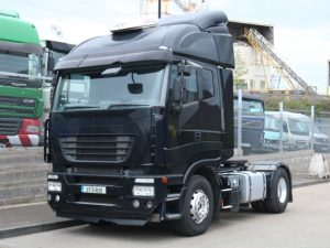 IVECO STRALIS 560 4X2 TRACTOR MANUAL (2007)