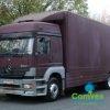 UK Truck Export Mercedes 1823 Boxvan for sale comvex