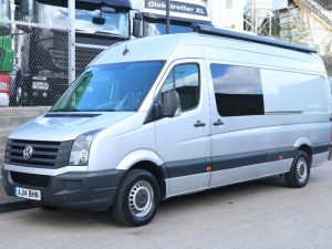VW CRAFTER 136 CAMPERVAN (2014)