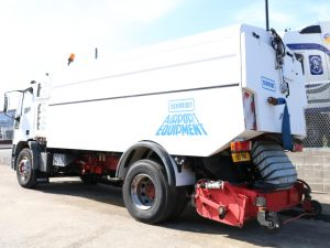 IVECO SCHMIDT AS750 AIRPORT SWEEPER