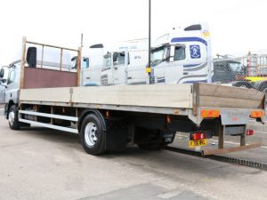 DAF CF65.220 25FT DROPSIDE (2006)
