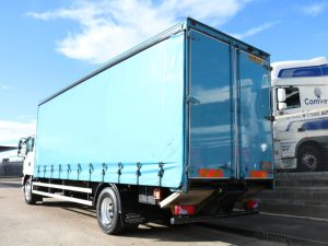MAN TGM 18.240 4X2 26FT CURTAIN (2009)