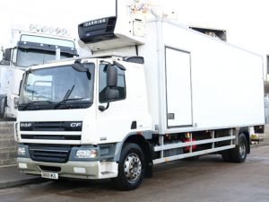 DAF CF65.220 CARRIER 850 FREEZER (2009)