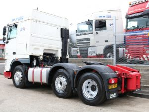DAF XF105.460 6X2 MANUAL TRACTOR (2012)