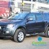 UK 4x4 Export Ford Ranger Backie Pickup for sale Wildtrak 2015 comvex