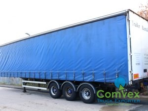 SDC 13.6 CURTAIN TRAILER (2004)