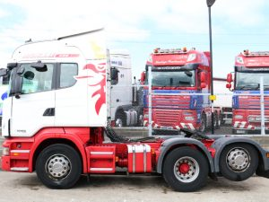 SCANIA R480 HIGHLINE 6X2 REARLIFT (2010)