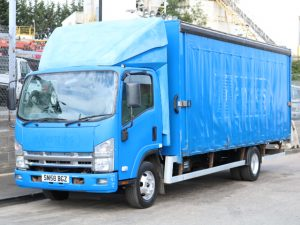 ISUZU N75.190 4X2 CURTAIN (2009)