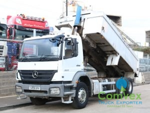 MERCEDES AXOR 2633 6X4 TIPPER (2008)