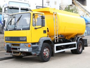 DAF 55.210 12,500L FUEL / WATER TANKER (2000)