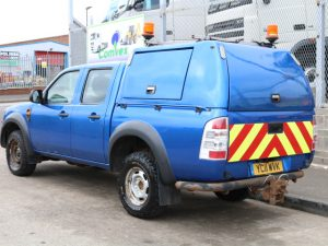 FORD RANGER TDCI DOUBLE CAB (2011)