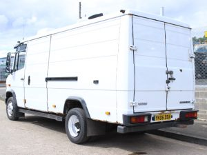 MERCEDES VARIO 814D GAH FRIDGE (2006)