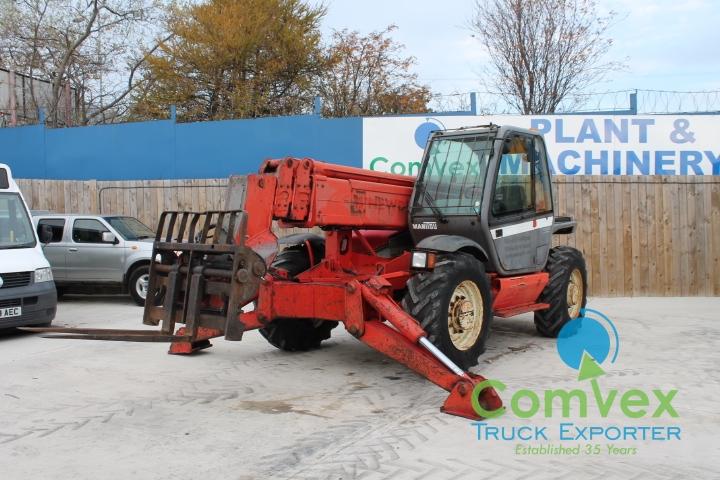 Manitou 1637SL For Sale Export Comvex Telehandler Forklift