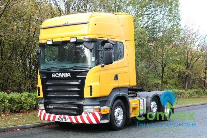 Scania R480 Topline For Sale UK Comvex Horse