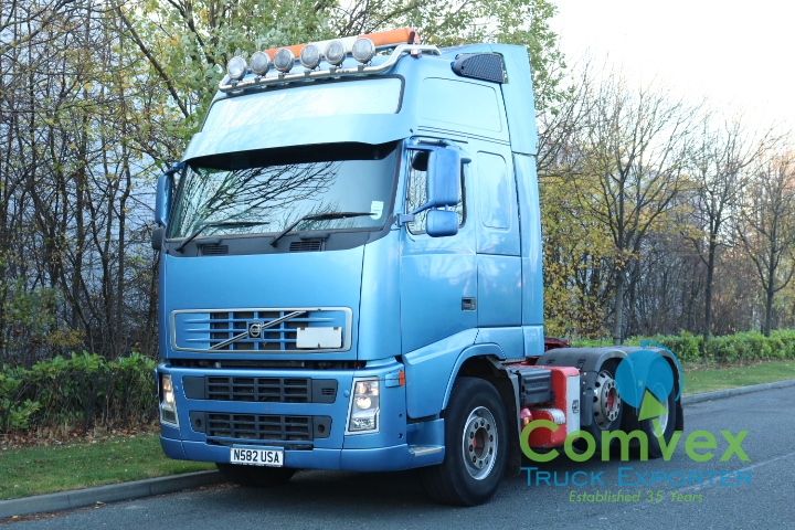 Volvo FH12.460 GT XL Tractor Unit for sale zambia comvex UK