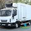 Iveco Carrier Supra 550 Freezer Frdige truck for sale comvex UK