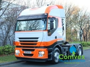 Iveco Stralis for sale UK Export Tractor Unit