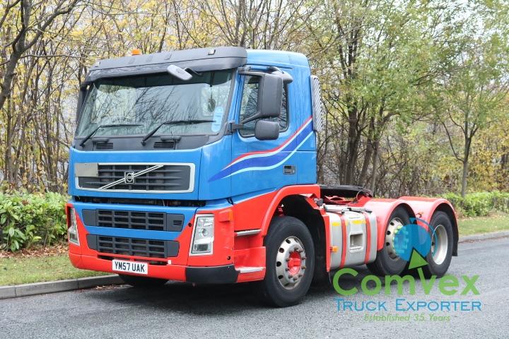 Volvo FM13.440 6x2 Tractor Unit for sale comvex UK zambia