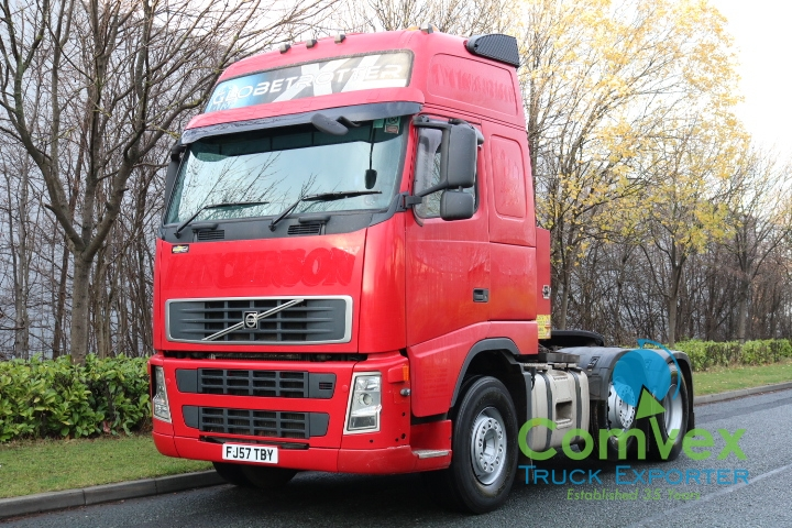Volvo FH13.520 GT XL 6x2 Tractor Unit For Sale Comvex UK