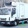 Iveco 75E16 Carrier Supra 550 Frdige Freezer Reefer For Sale Export Comvex UK