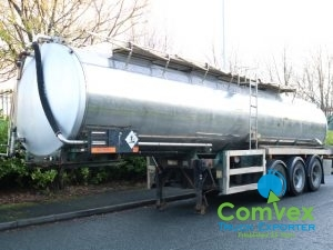 VTS29000 Stainless Steel Water Tanker 2002