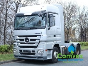 Mercedes Actros 2546 6x2 Tractor Unit Truck Export Comvex UK