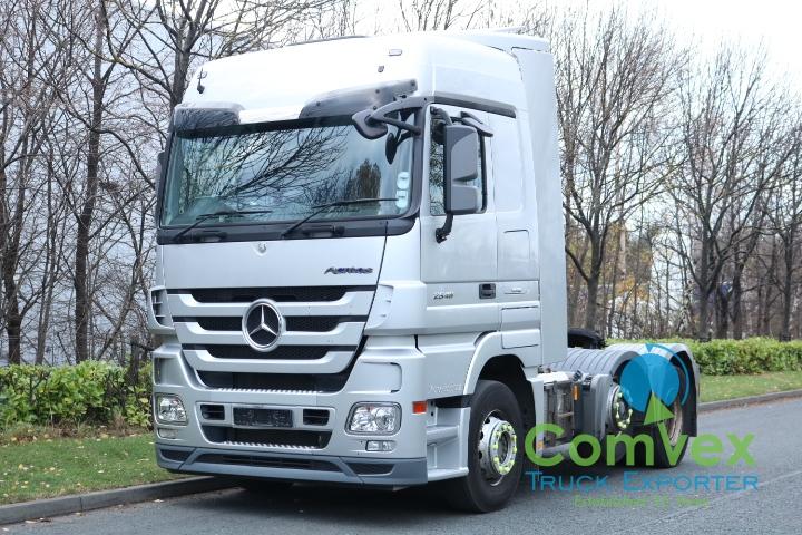Mercedes Actros 2546 6x2 Tractor 2012 Comvex Truck Exporter