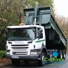 Scania P370 8x4 Steel Tipper 2014