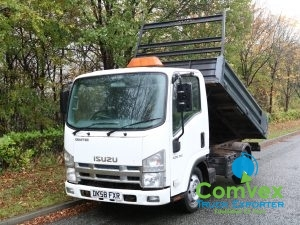 Isuzu Grafter N35.150 Steel Tipper (2009)