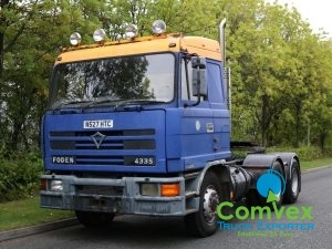 Foden 4335 6x4 Tractor Unit (1996)