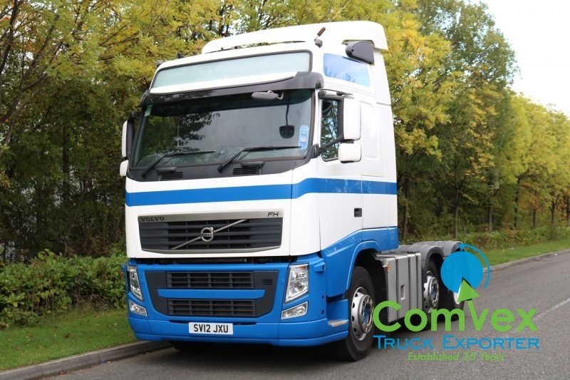 Volvo FH 500 6x2 GT Midlift Tractor (2012)