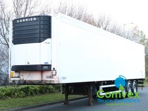 Gray & Adams Carrier Maxima 1200 44Ft Refridgerator Trailer (2002)