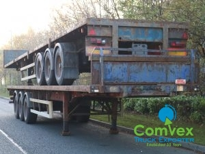 PSK Flatbed Trailers