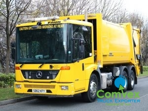 Mercedes Econic Faun Variopress Refuse Collector (2012)