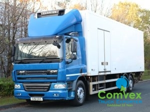 DAF CF75.360 Carrier Supra 950 Freezer (2012)