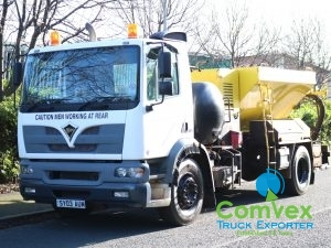Foden Alpha 250 Jetpatcher Pothole Repair Unit (2003)