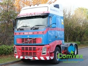 Volvo FH 460 6x2 Globetrotter Tractor (2004)