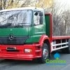 Mercedes Atego 2528 6x2 Rearlift Flatbed (2004)