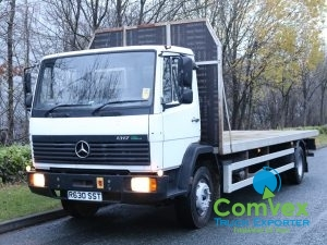 Mercedes 1317 22Ft Flatbed (1998)