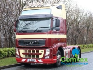 VOLVO FH 500 6X2 MIDLIFT GT TRACTOR (2012)