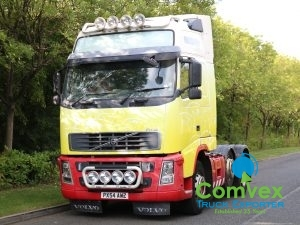 Volvo FH 460 6x2 GT Manual Tractor (2004)