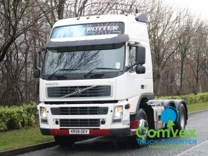 Volvo FM 450 6x2 Midlift GT Tractor (2008)