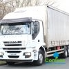Iveco Stralis 310 6x2 Curtainside (2010)