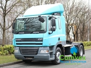 DAF CF85 410 4x2 Sleeper Tractor Unit (2008)
