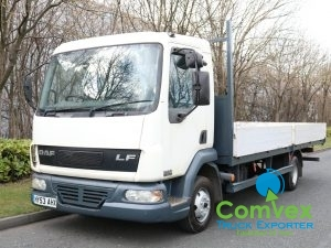 DAF LF45 150 4x2 20Ft Dropside (2004)