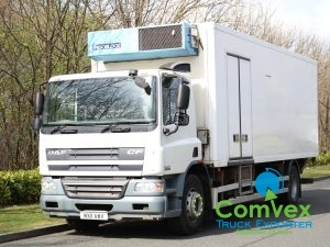 DAF CF65 220 25Ft Frigoblock Freezer (2011)