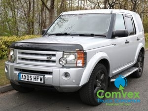 Landrover Discovery 3 TDV6 7st SUV 4x4 (2005)
