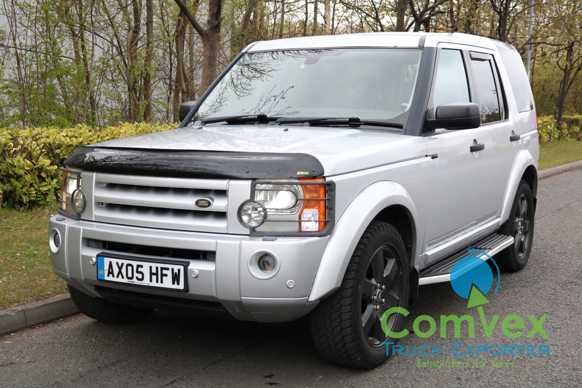 Landrover Discovery 3 TDV6 7st SUV 4×4 (2005)