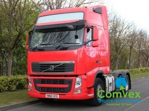 Volvo FH 500 XXL Globetrotter 6x2 Midlift Tractor (2011)
