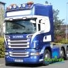 Scania R500 Topline Manual 6x2 Midlift Tractor (2007)